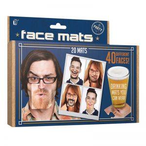 Paladone Face Mats