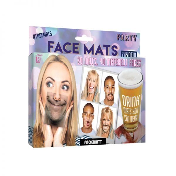 Paladone Party Face Mats