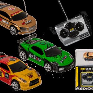 Remote Control Mini Cars