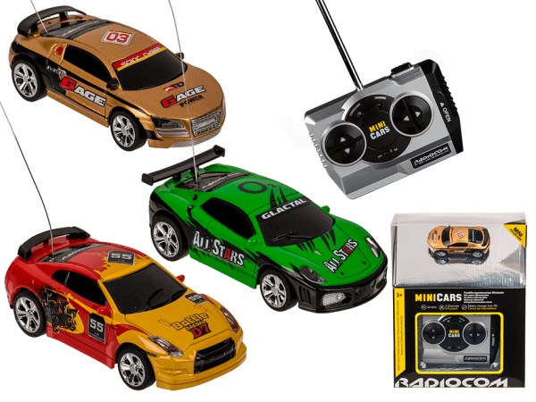 Remote Control Mini Cars