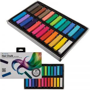 Hair Chalk 24 Colours